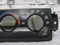 used chevrolet s10 blazer a c u0026 heater controls for sale