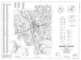 Ms Map Msmarion Marion County Mississippi Genealogy And History Research