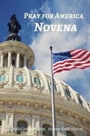 pray our novena for america