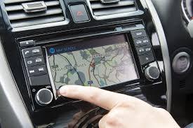 nissan micra visia review 2013 nissan k13 micra tekna satellite navigation display uk car