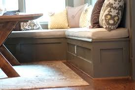 kitchen bench plans 37 furniture ideas on kitchen corner bench
