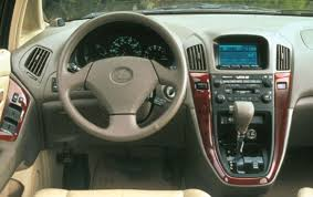 lexus rx 350 mpg 1999 lexus rx 300 information and photos zombiedrive