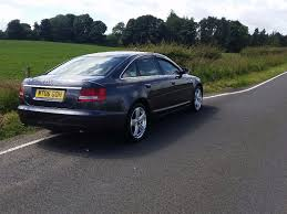 audi a6 c6 2 0 tdi 2006 manual beautiful fresh leather interior
