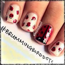 nail ideas ladybug nails soccer nails ladybug nails and pretty