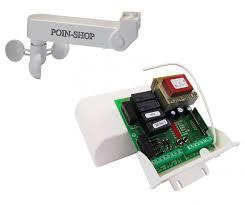 motori tende da sole kit automazione n 2 tende da sole con anemometro