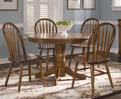 wonderful round dining room chairs 5 piece set throughout design