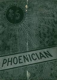 high school yearbook reprints 1946 union high school yearbook online az