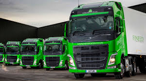 volvo tractor trailer f j need takes on six new volvo tractors www globalcoldchainnews com