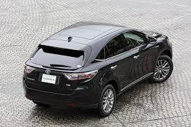 voiture lexus crossover toyota harrier le lexus rx iv en approche voitures com