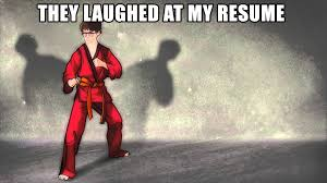 Meme Karate Kyle - resumé karate kyle youtube
