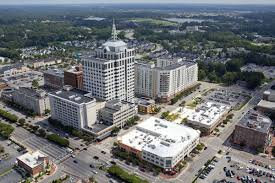 should virginia beach move city hall to town center developer