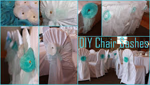 how to make chair sashes tulle chair sashes decoration ideas for less blue tulle sashes