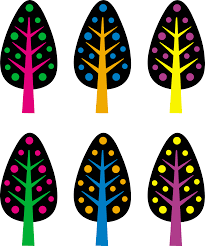 pretty christmas tree pictures free download clip art free