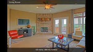 Kb Home Floor Plans by Kb Home Landmark Pointe Home Tour Plan 2004 Cibolo Tx Youtube