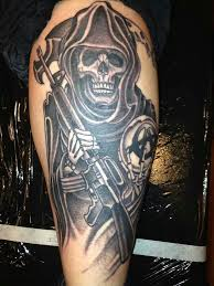 sons of anarchy reaper tattoo pictures to pin on pinterest
