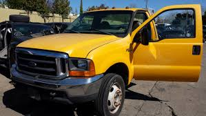 parting out 1999 ford f450 2wd 7 3l powerstroke turbo diesel zf s