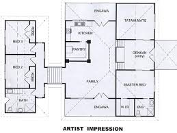 japanese house floor plans comfortable 9 japanese house plan on japanase house design house