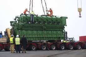 sulzer diesel generators