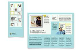 microsoft office tri fold brochure template 28 images
