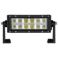 pep boys led lights plx led 7 5 dual row l bar 1164031 pep boys