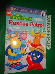 nick jr backyardigans ready level 1 rescue patrol