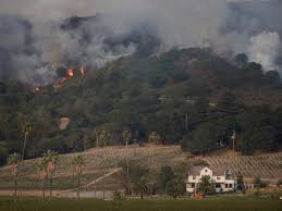 Wildfire California Video by 4 Ways To Help The Victims Of The Wildfires In Northern California