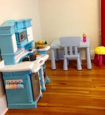 Step Two Play Kitchen by Upcycled Plastic Play Kitchen Plays Kitchens And Craft