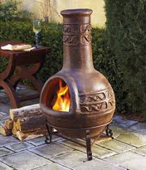 Chiminea Vs Fire Pit by Patio Chimney Fire Pit Home Design Ideas And Pictures