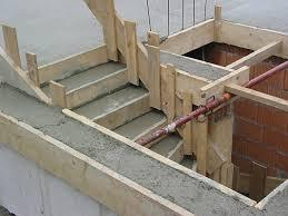 treppe betonieren monsterhaus ortbetonstiege berechne und schalen