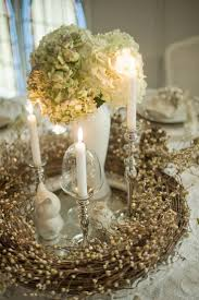 Fall Table Decorations by 55 Best Winter Table Centerpieces Images On Pinterest Christmas