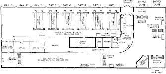 automotive shop layout floor plan auto mechanic shop floor plan home building plans 38382