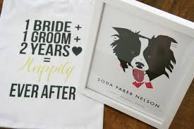 cotton anniversary gifts second wedding anniversary gift ideas cotton compre for