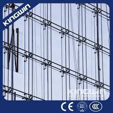 Curtain Wall Engineering China Innovative Facade Design And Engineering Point Supported