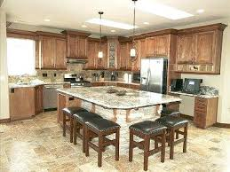 large kitchen islands with seating kitchen island with seating portable island for kitchen with
