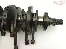 honda gl 1800 goldwing 2001 2005 gl1800 crankshaft boonstra parts