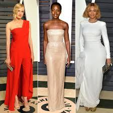 oscars 2015 afterparty dresses popsugar fashion