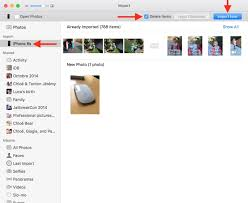 how to delete photos from your iphone or ipad