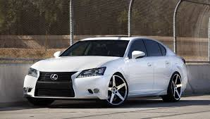 Lexani Luxury Wheels Vehicle Gallery 2014 Lexus Gs350