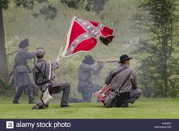 Ruffin Flags Civil War Soldier 1860s Stock Photos U0026 Civil War Soldier 1860s