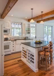 kitchen island wine rack ideas kitchen furnishing design