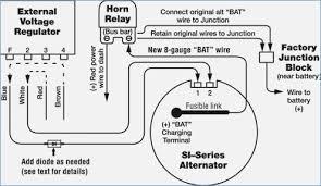 chrysler external voltage regulator wiring diagram wiring diagram