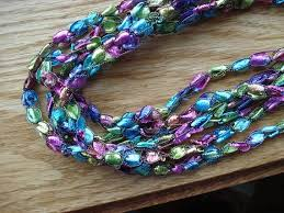 ladder ribbon 48 best ladder yarn images on yarn necklace ladders