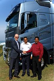 volvo truck group volvo trucks sa delivers first units of new range fleetwatch