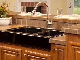 Pewter Kitchen Faucet by Kitchen Buccaneer Homes