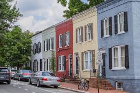 Row Homes by Georgetown Dc Houses Image Gallery Hcpr