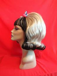 Professional Theatrical Makeup 60s Hairspray Wig Custom Lace Front Professional By Nycwigs