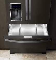 Whirlpool Black Ice Whirlpool Black Stainless Refrigerator Wrx986sihv