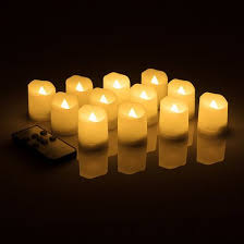 remote control battery lights long lasting flameless led battery operated tea lights w remote