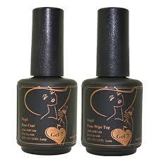 amazon com gel nail polish gel 7 soak off gel top base coat