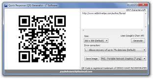 Qr Code Generator Qrgen Is Lightweight Qr Code Generator With Image Formats